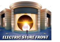 ELECTRIC STORE FRONT