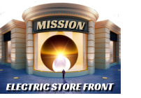 ELECTRIC STORE FRONT MISSION